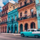 南米チックな街並み